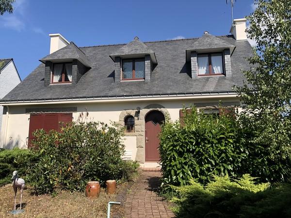 Vente  maison Arradon - 3 chambres/4 possibles - 140 m²