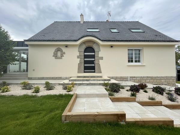 Vente  maison Vannes Ville - 4 chambres - 209 m²