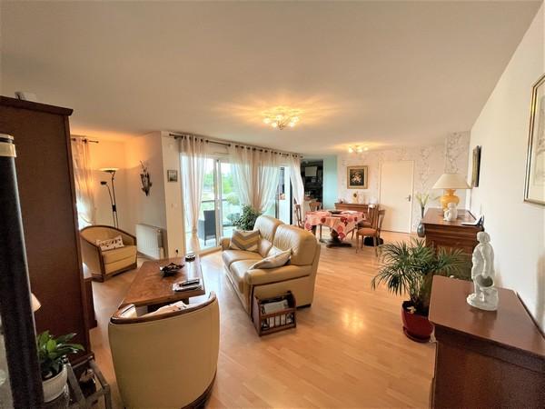 Vente  appartement Vannes Ville - 3 chambres - 96 m²