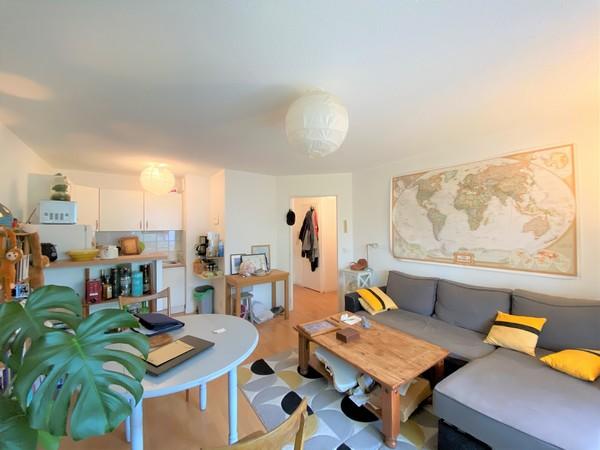 Vente  appartement Vannes Ville - 1 chambre - 39 m²