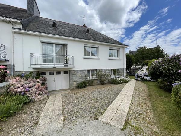 Vente  maison Vannes Ville - 3 chambres - 90 m²