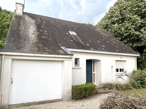 Vente  maison Vannes Ville - 4 chambres - 138 m²