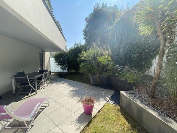 Vente  appartement Vannes Ville - 2 chambres - 115 m²