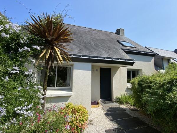 Vente  maison Vannes Ville - 4 chambres - 115 m²