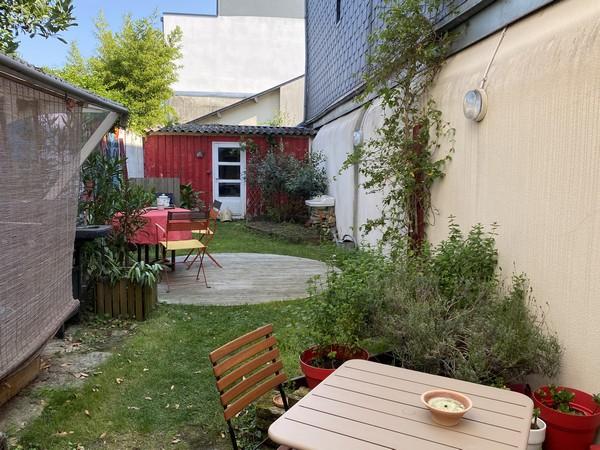 Vente  maison Vannes Ville - 4 chambres - 150 m²
