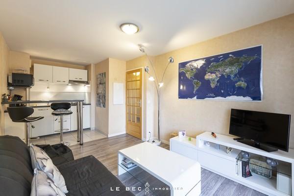 Vente  appartement Vannes Ville - 1 chambre - 33 m²