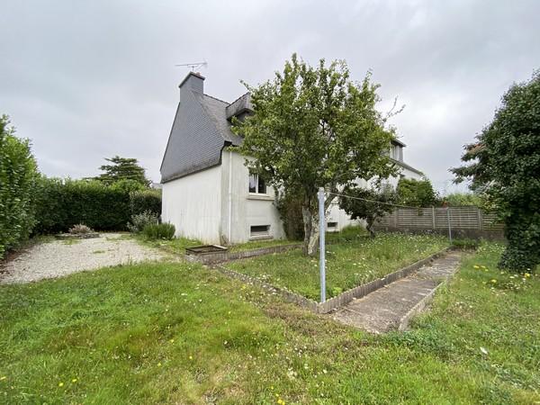 Vente  maison Vannes Ville - 3 chambres - 95 m²