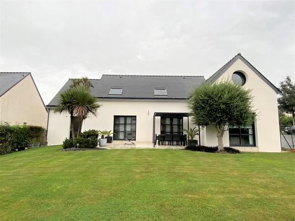 Vente  maison Vannes Ville - 4 chambres - 108 m²