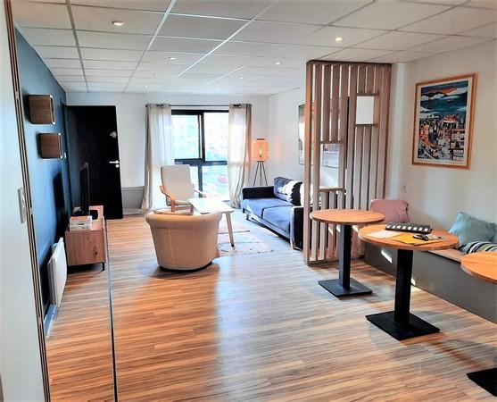 Vente  appartement Vannes Ville - 5 chambres - 120 m²