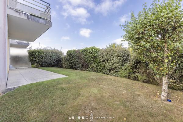 Vente  appartement Séné - 2 chambres - 61 m²