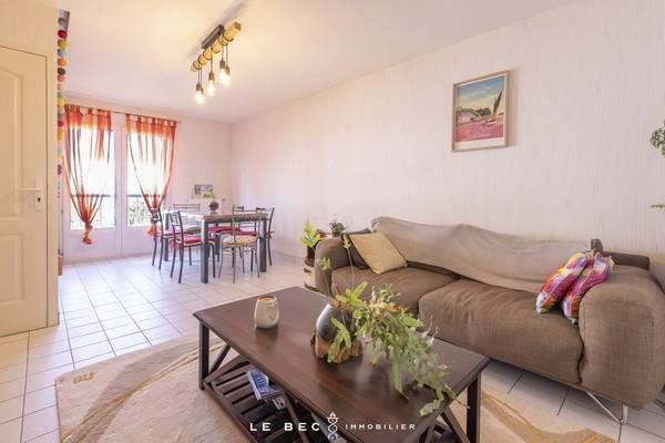 Vente  maison Vannes Ville - 2 chambres/3 possibles - 73 m²