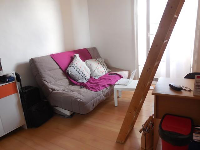 Location  appartement Vannes Ville - 1 chambre - 17 m²