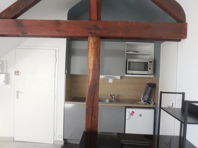 Location  appartement  - 17 m²