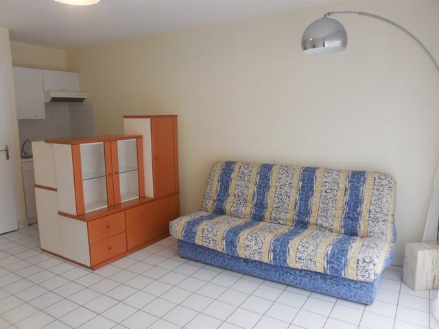 Location  appartement Vannes Ville -  - 23 m²