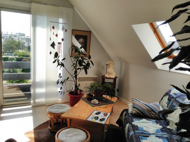 Location  appartement 1 chambre - 32 m²