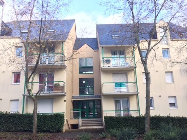 Location  appartement Vannes Ville - 1 chambre - 50 m²
